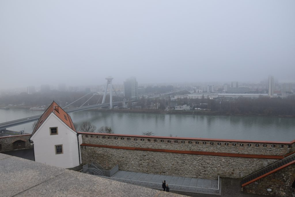 Bratislava View