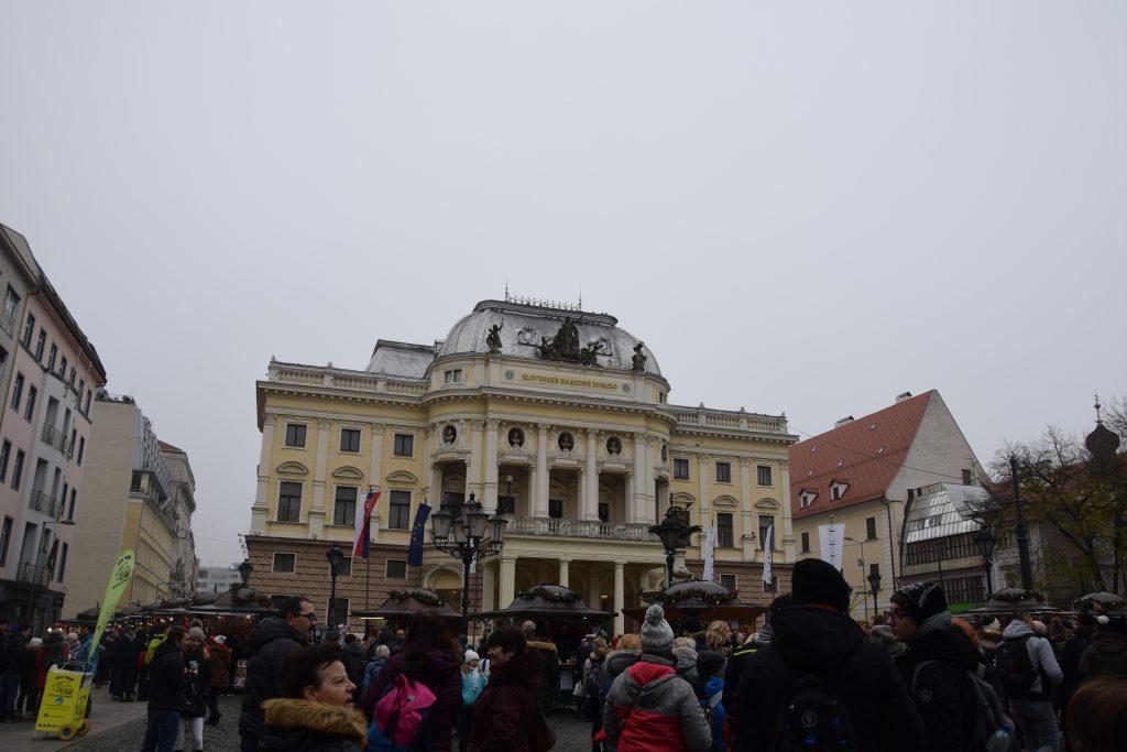 Slovensko Narodne Divadlo