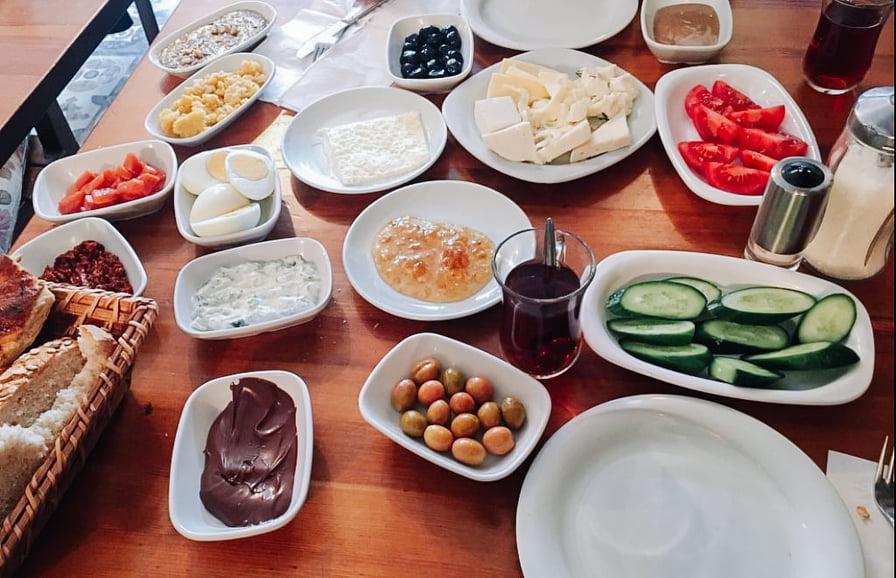 Van Kahvalti Evi Breakfast