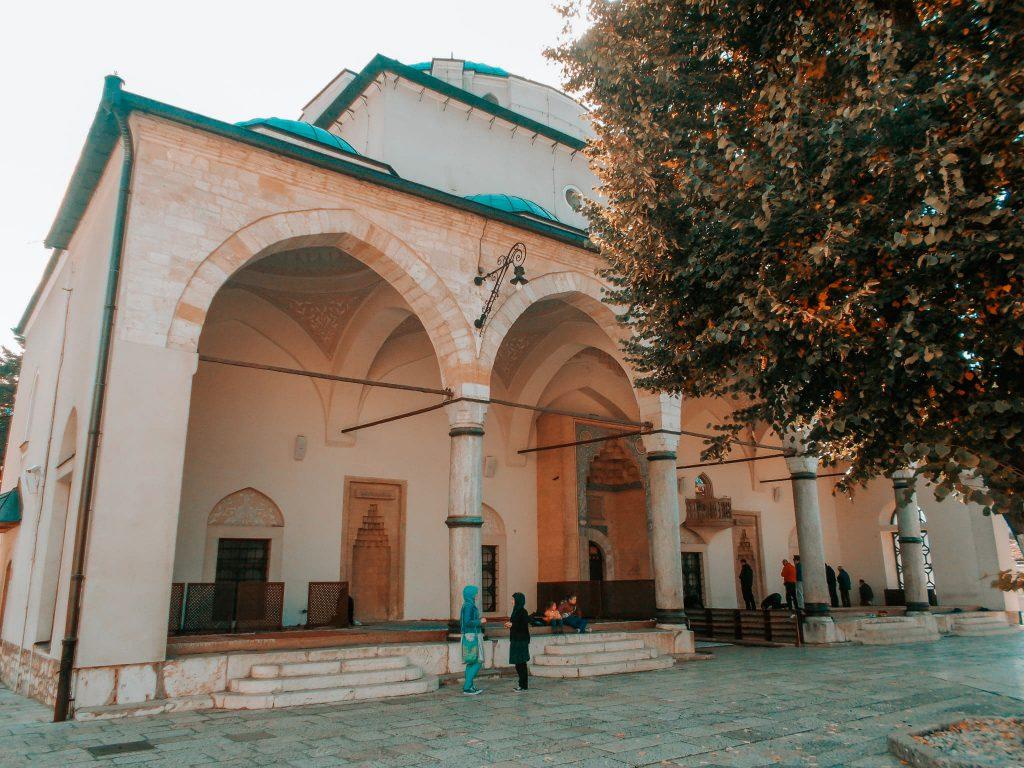 Gazi-Husrev Bey's Mosque