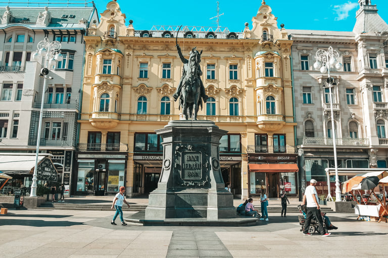 Zagreb Layover How To Spend 8 Hours In Zagreb The Elegant Wanderer