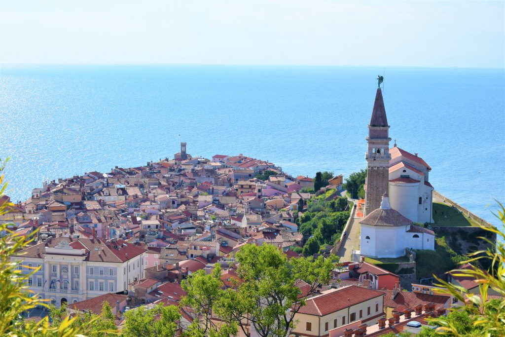 Piran City Walls